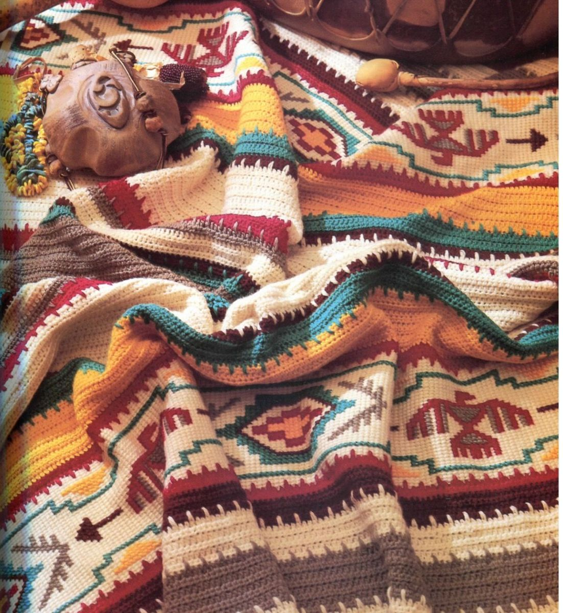 Navajo and Mojo – The Wee House Of Crochet